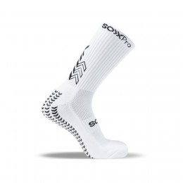 Soxpro Calze Grip & Anti slip Bianco