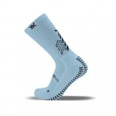 SOXPro - Calze Grip & Anti slip Celeste