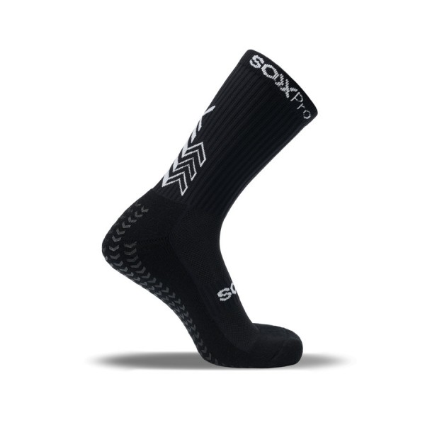 SOXPro - Calze Grip & Anti slip Nero