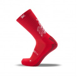 SOXPro - Calze Grip & Anti slip Rosso