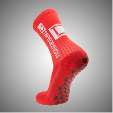 Tapedesign Calze Allround Classic Rosso