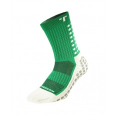 Trusox Calze Mid-Calf Cushion 2.0 Verde