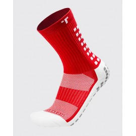 Trusox - Calze Mid Calf Thin 2.0 Rosso